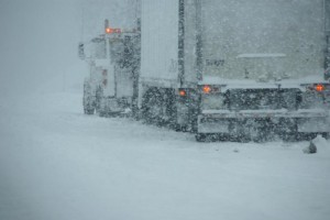 NY NJ Winter Storms effect terminals
